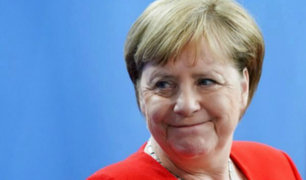 Alemania: Merkel goza de buena salud y terminará su mandato