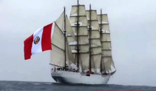 BAP Unión viene de regreso tras viaje de instrucción por cuatro países
