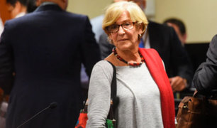Susana Villarán: Poder Judicial evalúa hoy apelación de tutela de derechos