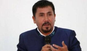 """Arequipa: gobernador regional asegura que intervención del Gobierno """"es de acompañamiento"""""""