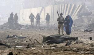 Afganistán: al menos 15 muertos y 83 heridos deja ataque a cuartel de Policía