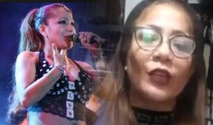 """Cantante Marisol se defiende ante acusaciones de """"odio"""" a los hombres en sus canciones"""