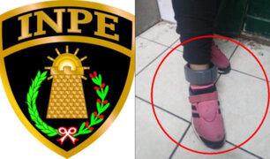 INPE pide pena efectiva para mujer que burló sistema de grilletes electrónicos