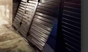 Cercado de Lima: sujetos asaltan restaurante y se llevan 20 mil soles