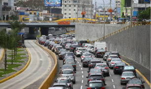 MML plantea iniciativa para aligerar el tráfico de la capital en horas punta