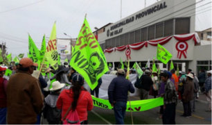 César Gutiérrez: Diálogo en Tía María no puede ser con antimineros ni violentistas
