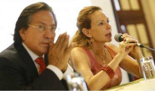 Eliane Karp: surgen rumores de posible fuga a Israel tras detención de Alejandro Toledo