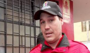La Victoria: Forsyth habló de las calles enrejadas que dificultarían labor de los bomberos