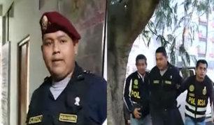 Trujillo: Policía robaba armas y las vendía a banda criminal