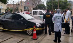 Miraflores: ladrones hieren de bala a cambista durante asalto