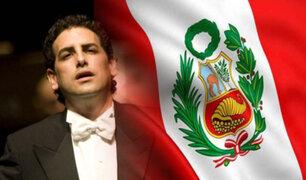 Serenata al Perú: Juan Diego Flórez y Municipalidad de Lima anuncian concierto gratuito