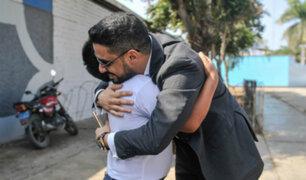 Inició construcción de casa donada por empresario árabe a niño de Moche