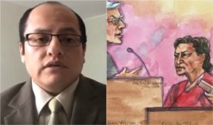 Víctor Hugo Quijada: Justicia peruana debe actuar pronto en caso Toledo