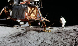Misión Apollo: Nasa publica inéditas imágenes panorámicas de la Luna