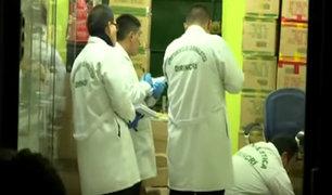 Barrios Altos: sujeto mató a balazos a su expareja y la hermana de esta