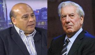 César Campos: Mario Vargas Llosa y su papel como garante político