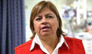 Zulema Tomás: ministra desmiente rumores sobre su estado de salud