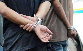 SJL: capturan delincuentes que asaltaron casa de puestas