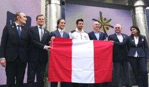 Lima 2019: Stefano Peschiera será el abanderado de la delegación peruana
