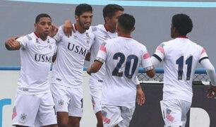 San Martín venció 2-1 a Real Garcilaso en la segunda fecha del Torneo Clausura