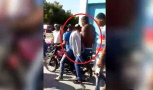 VIDEO: desconocidos ingresan a morgue y se llevan un cadáver