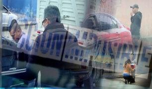 'Micción' imposible: en busca de los infractores de la vía pública