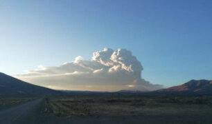 Volcán Ubinas: declaran estado de emergencia en 12 distritos de Puno