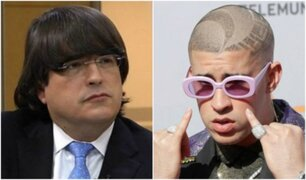 Jaime Bayly arremete contra Bad Bunny