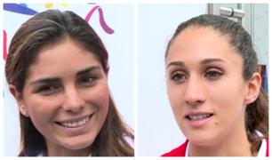 Vania Torres y Kimberly Cardoza: las otras cartas fuertes para Lima 2019
