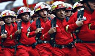 Cuarentena día 100: bomberos atendieron más de 15 mil emergencias