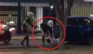 Pico y placa: chofer que casi arrolla a policía tiene multas impagas por más de S/4 mil