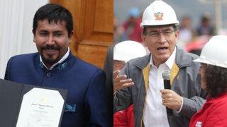 Tía María: Gobernador Elmer Cáceres confirma que Vizcarra llegará a Arequipa
