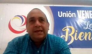 Presidente de la ONG Unión Venezolana presenta bolsa de trabajo para compatriotas
