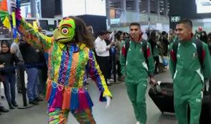 Aeropuerto Jorge Chávez: continúa llegada de atletas para Juegos Panamericanos