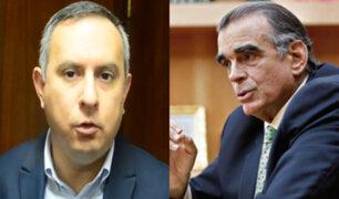 Jorge Villena: Candidatura de Olaechea elevaría el nivel en Mesa Directiva