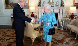 Boris Johnson promete Brexit el 31 de octubre tras asumir como primer ministro