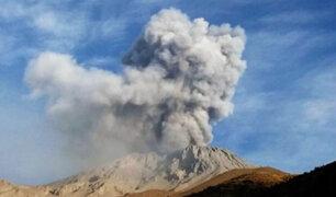 Volcán Ubinas: IGP informa de anomalías y prevé nuevas explosiones