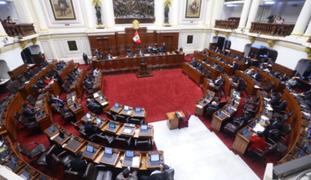 Congreso: Pleno suspende la sesión a mitad del debate sobre inmunidad parlamentaria