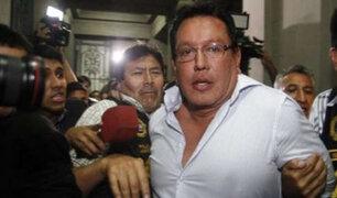 Félix Moreno: exgobernador prófugo habría usado yate y velero