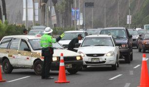 Costa Verde: restringen paso vehícular por inauguración de Juegos Panamericanos Lima 2019