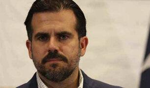 Puerto Rico: gobernador Ricardo Rosselló renunció a su cargo