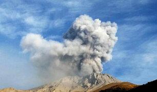 Volcán Ubinas: IGP reporta posible actividad explosiva en los próximos días
