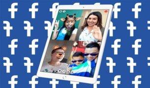 Fallo en Facebook permitió que miles de niños chateen con desconocidos