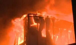 Incendio en el Callao arrasó más de 250 casas