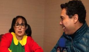 La Chilindrina habló de todo en entrevista exclusiva con Combinado
