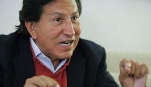 Alejandro Toledo: Fiscalía peruana confirma que audiencia de extradición será el 7 de agosto