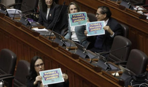 Reforma política: Congreso aprobó reforma sobre paridad y alternancia