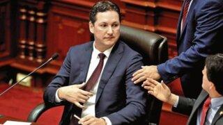 Daniel Salaverry conformará nueva bancada Unidos por la República