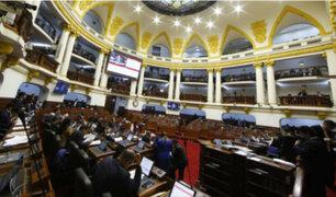Congreso aprobó las seis reformas políticas presentadas por el Ejecutivo