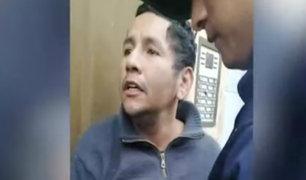 Breña: alcalde mostró su indignación tras caso de sujeto que raptó a niña
